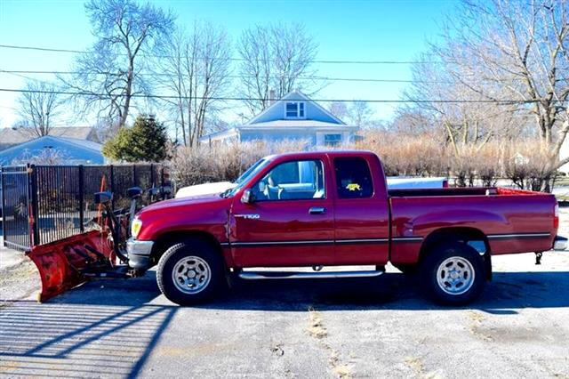 Used 1996 Toyota T100 Xtracab 4wd For Sale In Crestwood Il