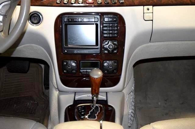 2000 Mercedes-Benz S-Class S500