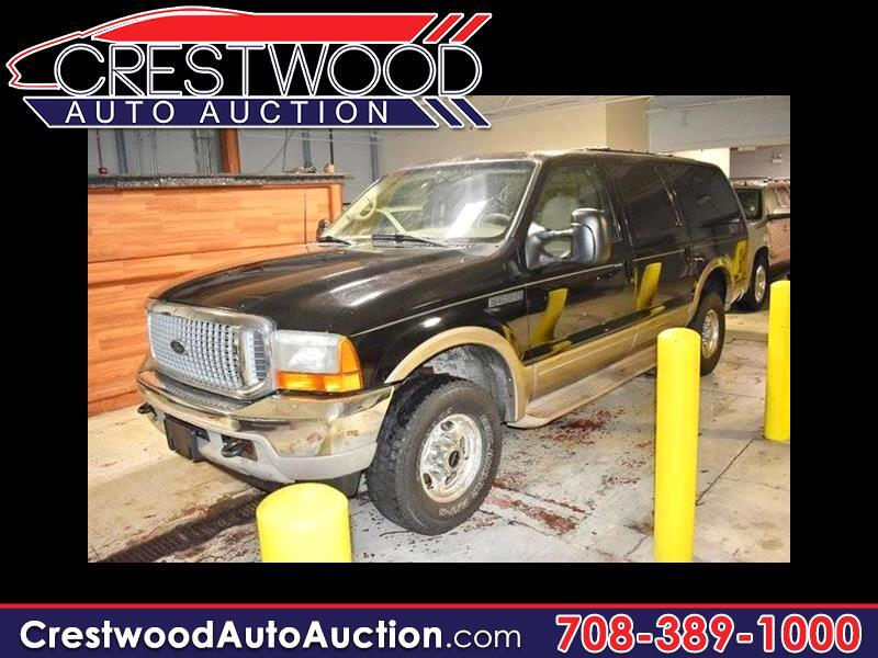 Ford Excursion Limited 4WD 2000
