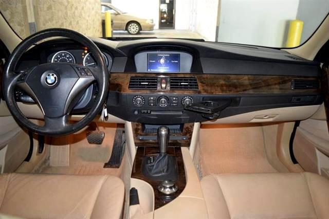 2005 BMW 5-Series 545i