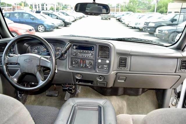 2004 Chevrolet Silverado 2500HD LT Ext. Cab Long Bed 4WD