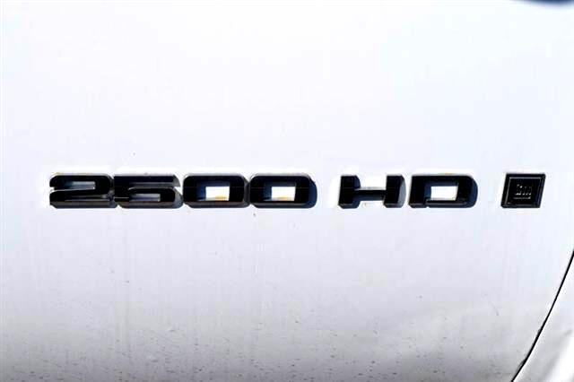 2007 Chevrolet Silverado 2500HD LT1 2WD