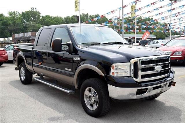 Ford F-250 SD XLT Crew Cab Long Bed 4WD 2005