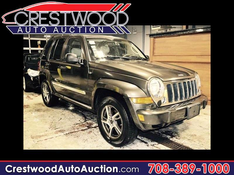 Jeep Liberty Limited 4WD 2005