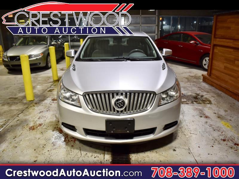 2012 Buick LaCrosse Hybrid Premium