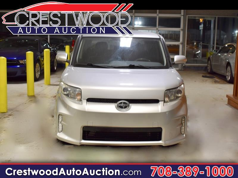 Scion xB 5-Door Wagon 4-Spd AT 2015