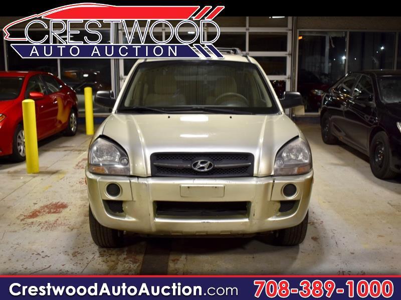Hyundai Tucson GL 2.0 2WD 2006