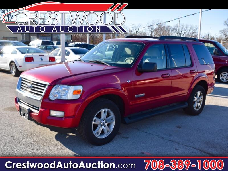 Ford Explorer XLT 4.6L 4WD 2007