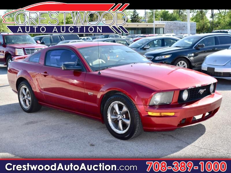Ford Mustang GT Deluxe Coupe 2006