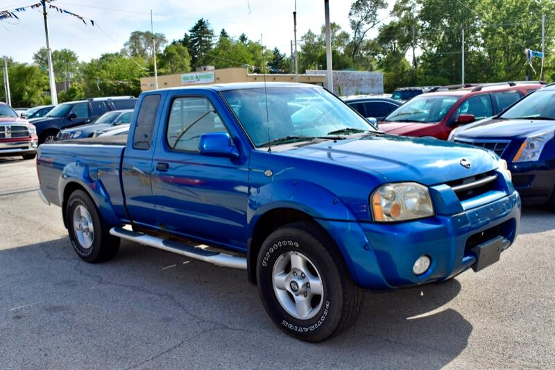 2001 Nissan Frontier XE-V6 King Cab 4WD