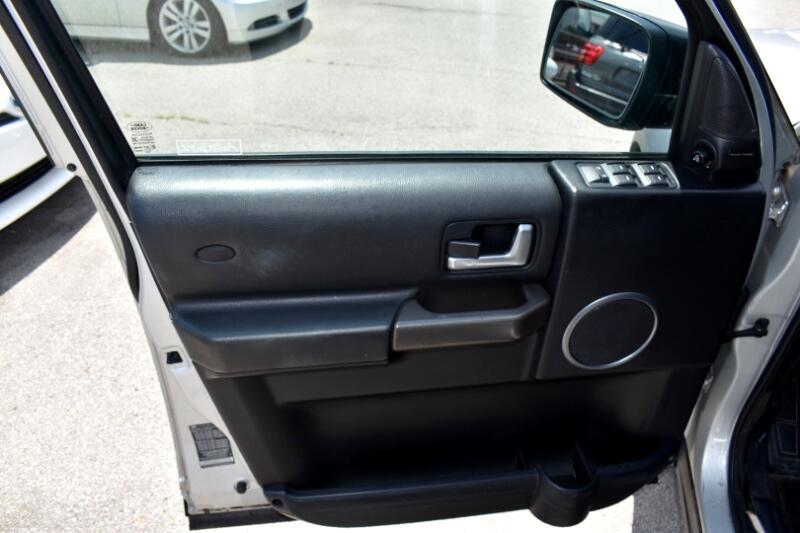 2006 Land Rover LR3 SE
