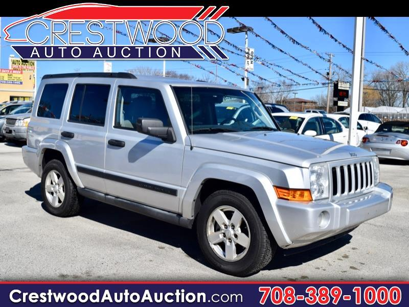 Jeep Commander 4WD 2006