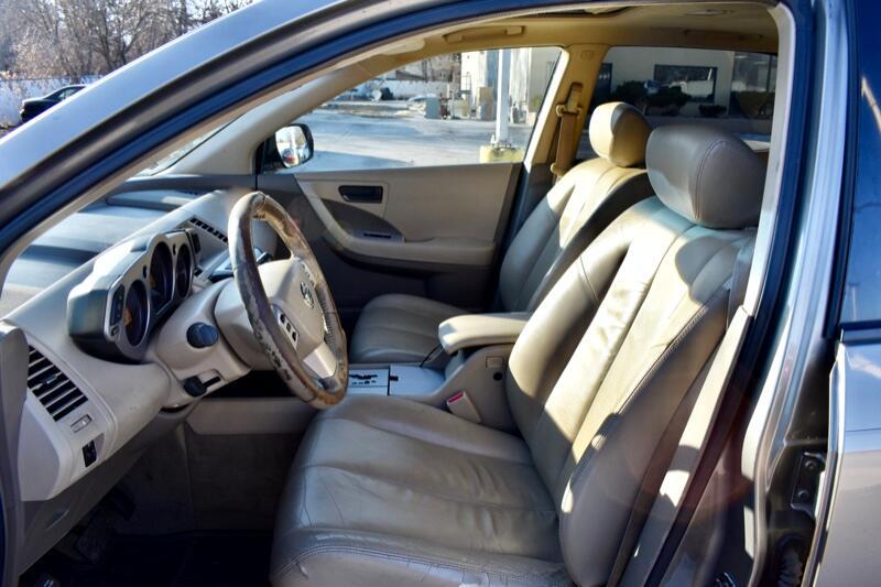 2003 Nissan Murano SL AWD