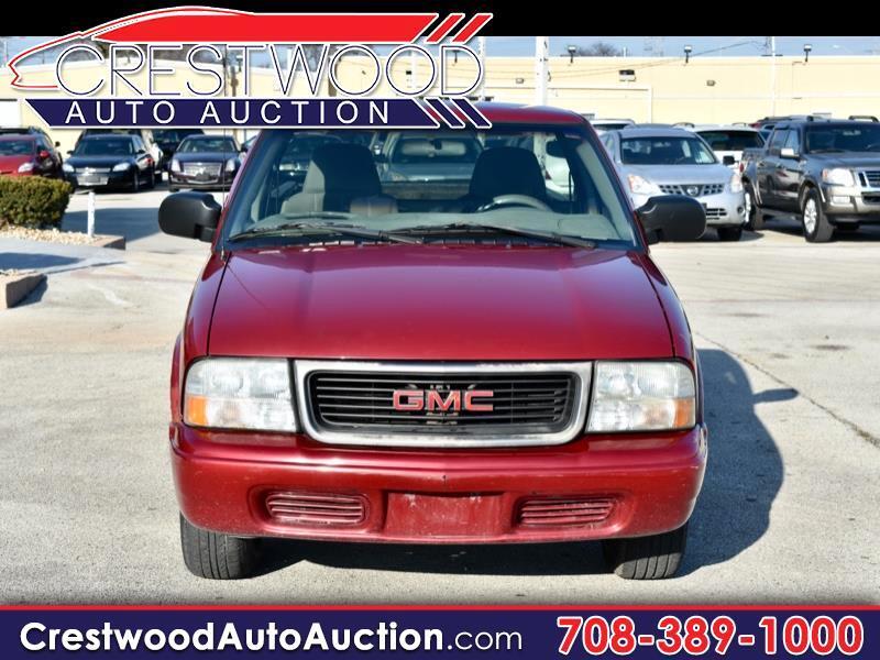 GMC Sonoma SL 2WD 2003