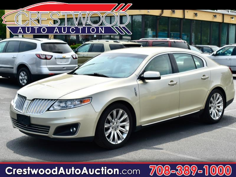 Lincoln MKS 3.5L with EcoBoost AWD 2011
