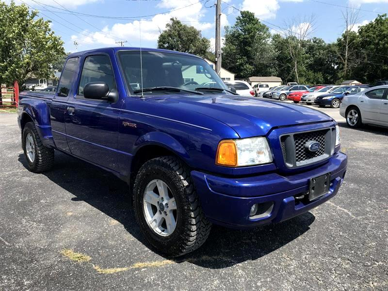2004 Ford Ranger 4dr Supercab 4.0L Edge 4WD