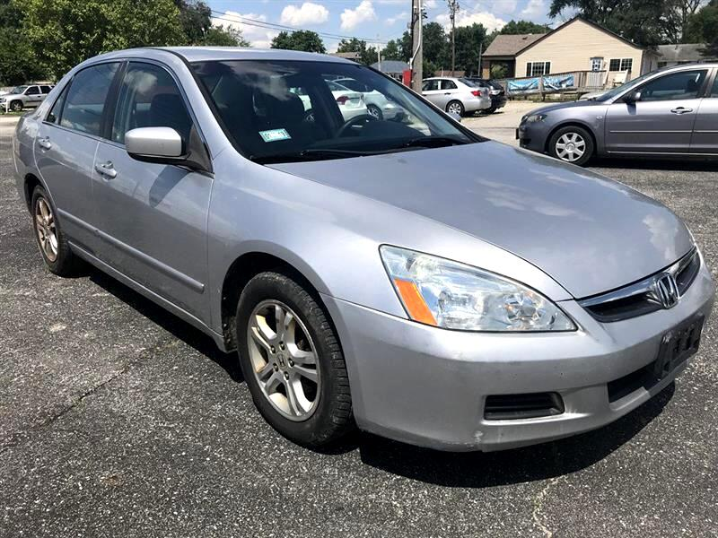 Honda Accord LX SE Sedan AT 2007