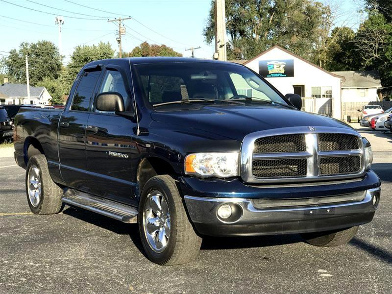 2005 Dodge Ram 1500 SLT Quad Cab Long Bed 4WD