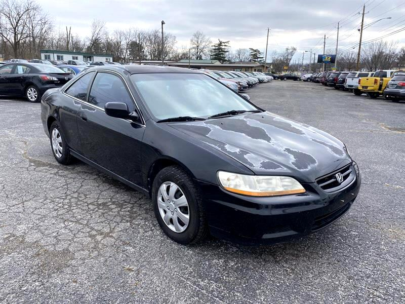 2002 Honda Accord LX V6 coupe