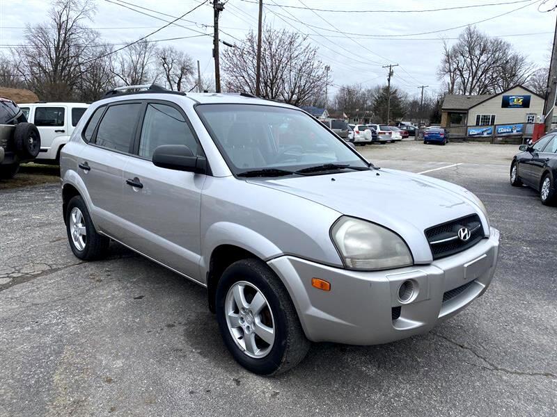 Hyundai Tucson GL 2.0 2WD 2005
