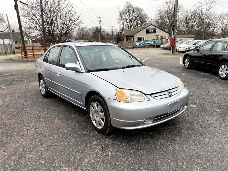 Honda Civic EX sedan 2001