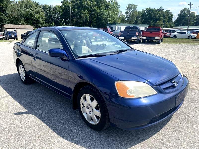 Honda Civic EX coupe 2002