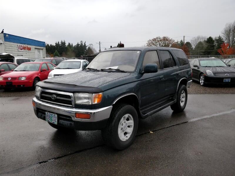 1998 Toyota 4Runner SR5 4WD