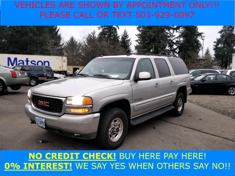 2004 GMC Yukon XL 2500 4WD