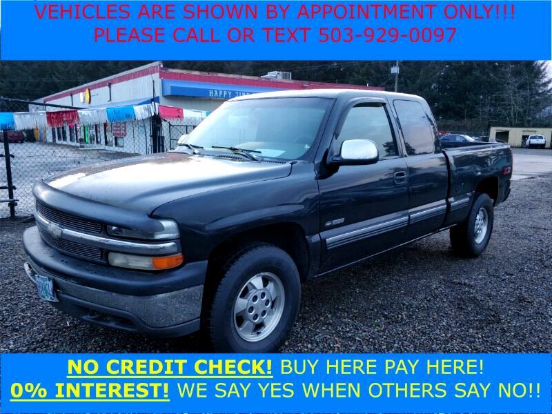 1999 Chevrolet SILVERADO Z71