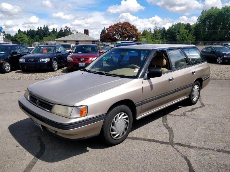1991 Subaru Legacy Wagon L