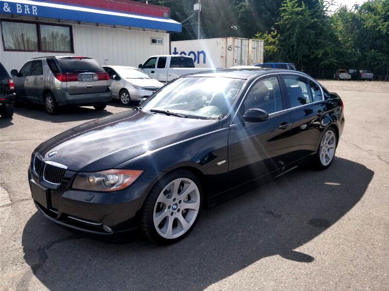 2008 BMW 3-Series 335i