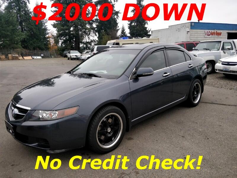 Acura TSX 4dr Sdn AT Navi 2004