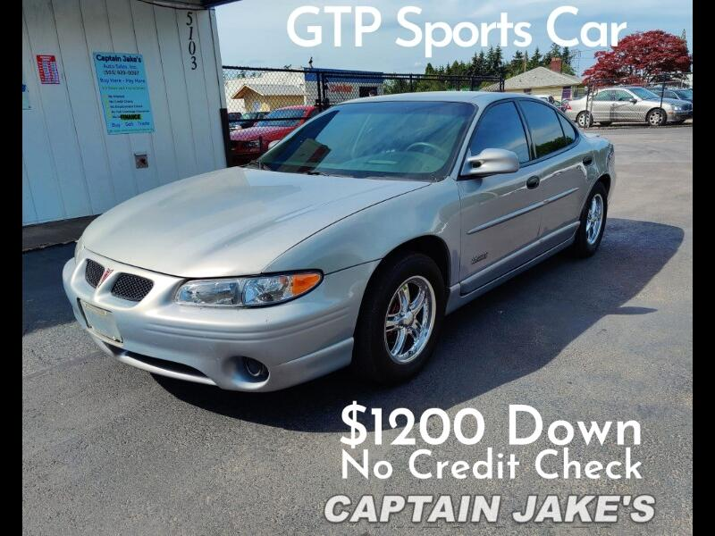 Pontiac Grand Prix GTP sedan 2000