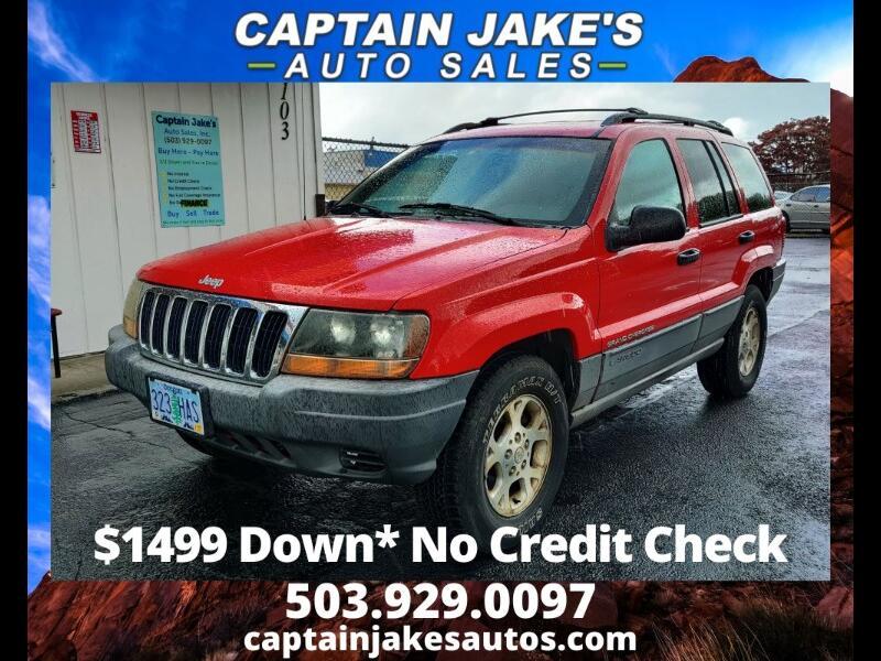 Jeep Grand Cherokee Laredo 4WD 1999