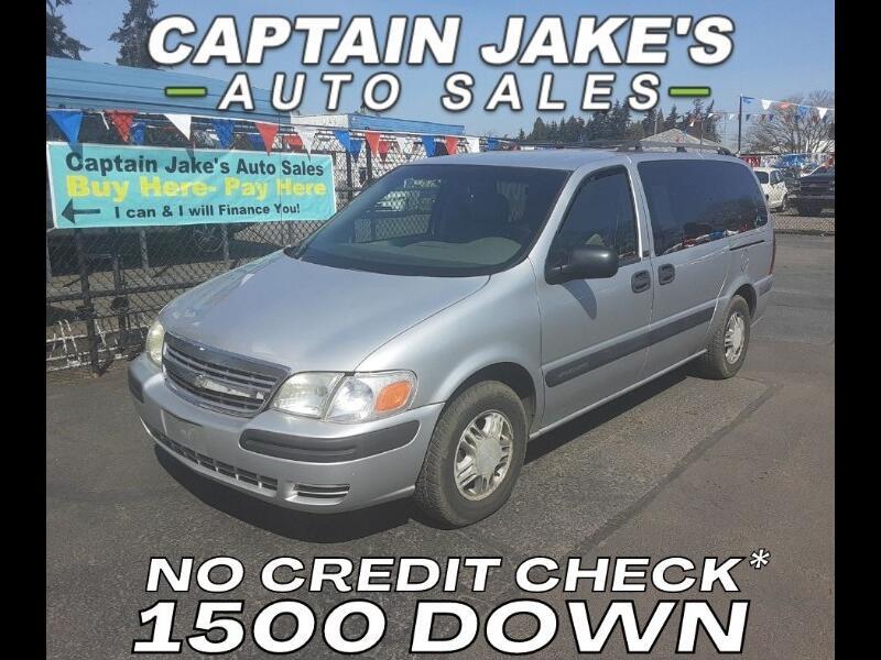 Chevrolet Venture LS Extended 2003