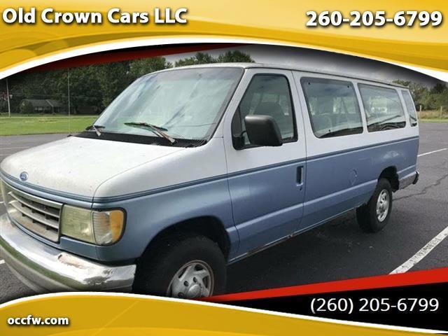 1995 Ford Club Wagon XL Super
