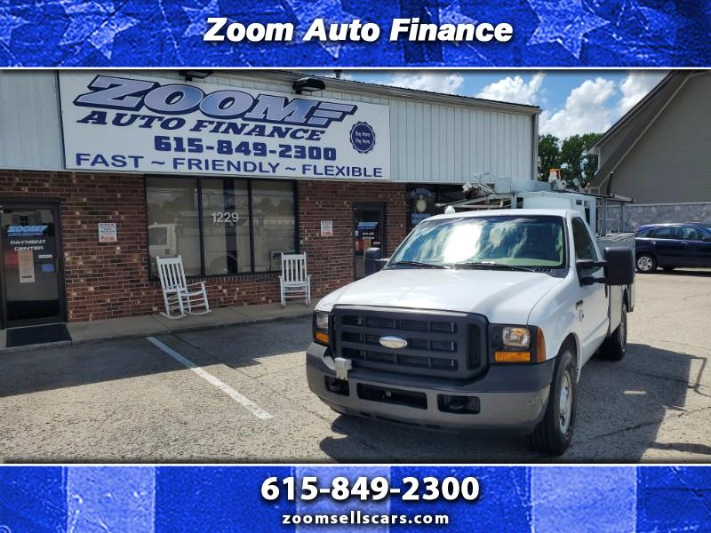 Ford F-350 SD XL 2WD 2006