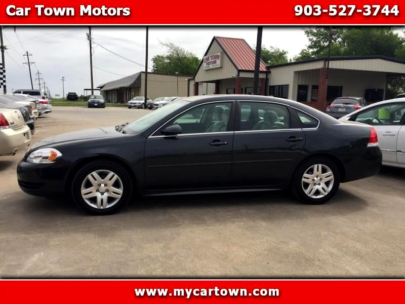 2015 Chevrolet Impala Limited LIMITED 3.6L