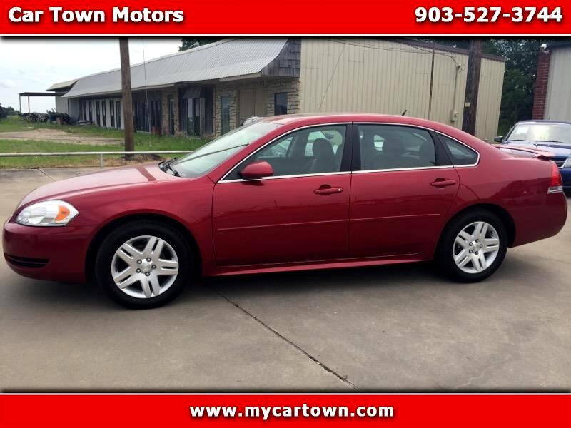 2014 Chevrolet Impala Limited LIMITED LT 3.6L