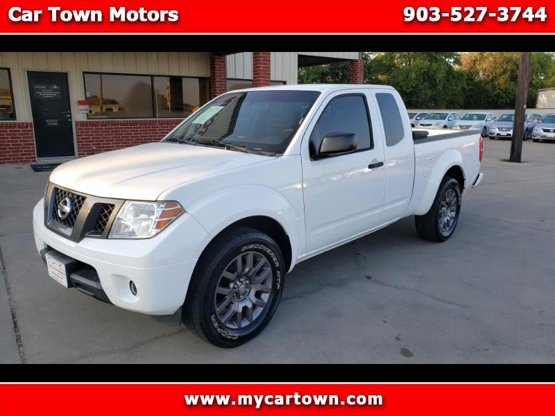 2012 Nissan Frontier XCAB SV