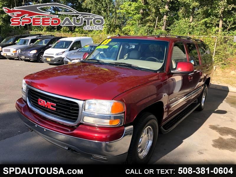 2003 GMC Yukon XL 1500 4WD SLT