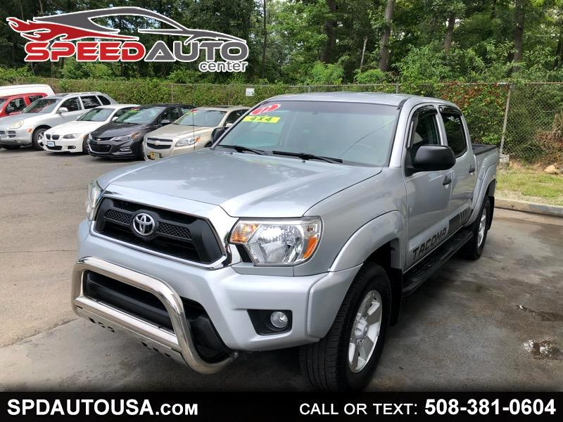 2012 Toyota Tacoma Double Cab V6 Auto 4WD