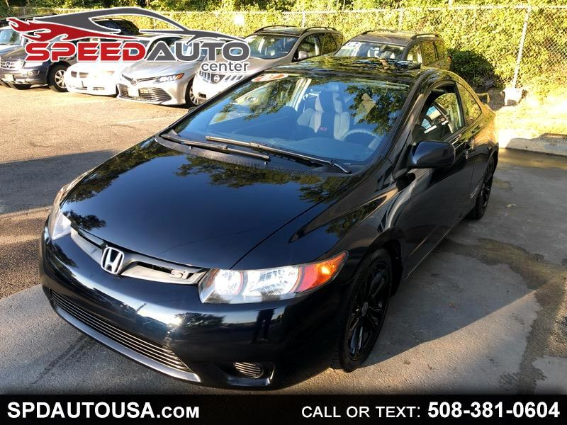 2007 Honda Civic Si Coupe
