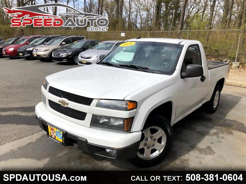 Chevrolet Colorado LT1 2WD 2010
