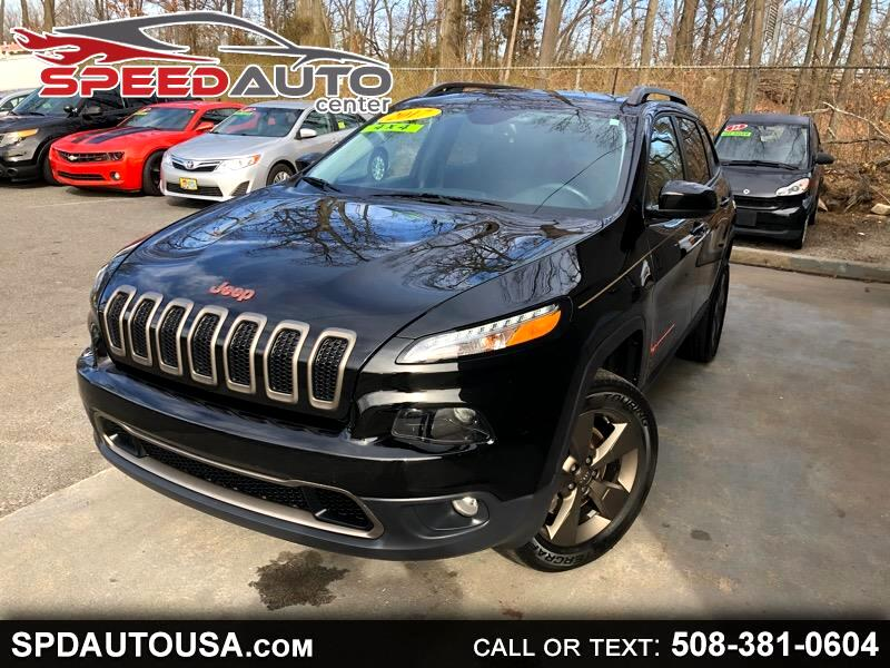 Jeep Cherokee 4WD 4dr 75th Anniversary 2017