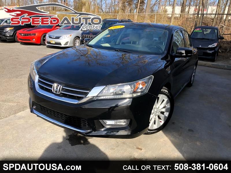 Honda Accord EX Sedan CVT 2015
