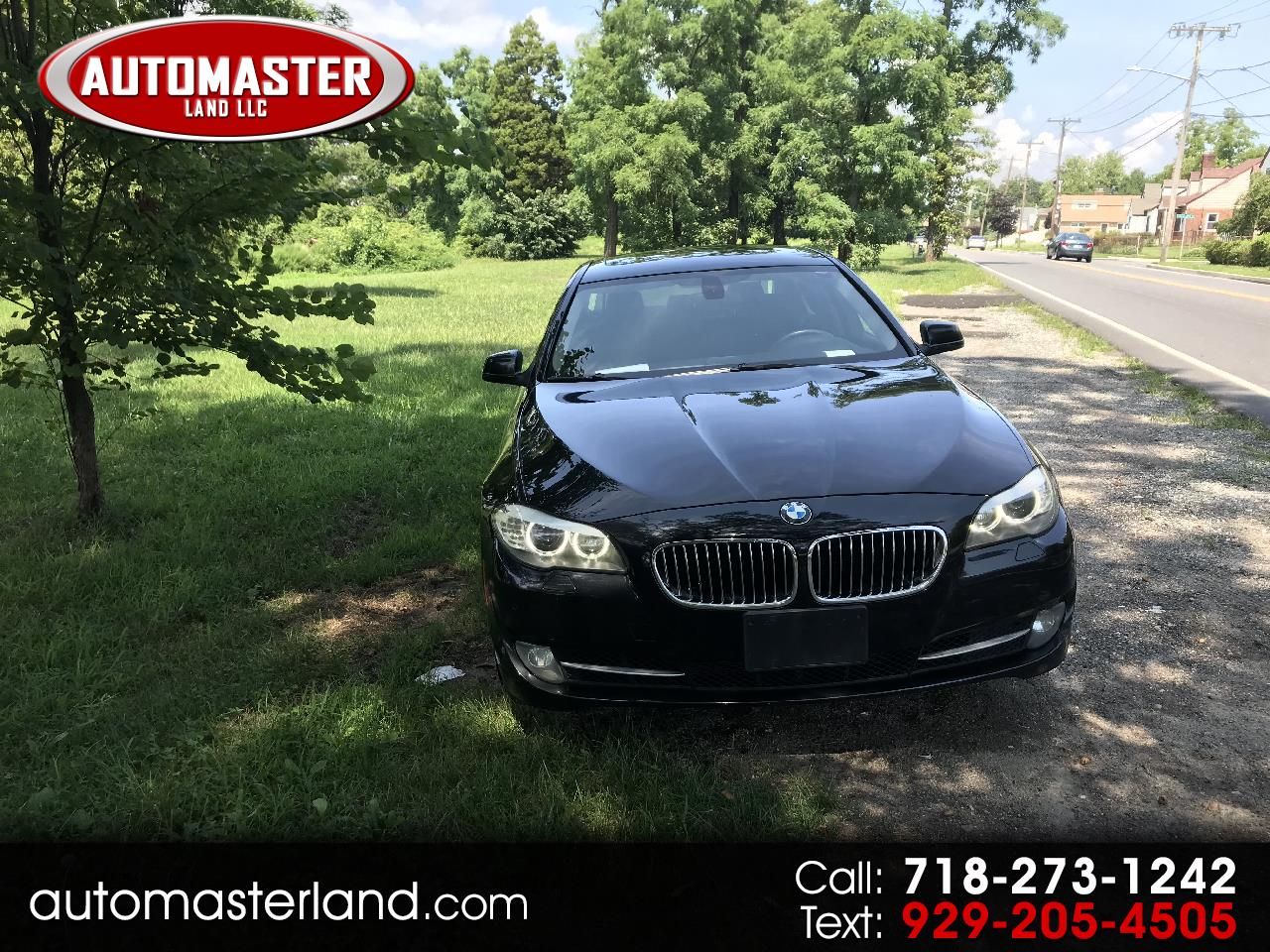 BMW 5-Series 535xi 2011