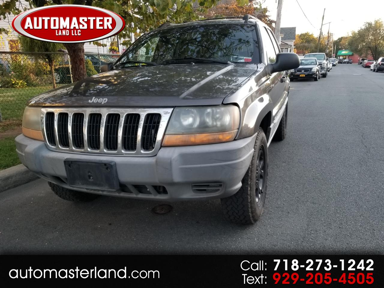 Jeep Grand Cherokee Laredo 4WD 1999
