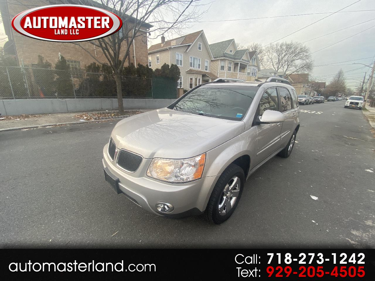Pontiac Torrent AWD 2008