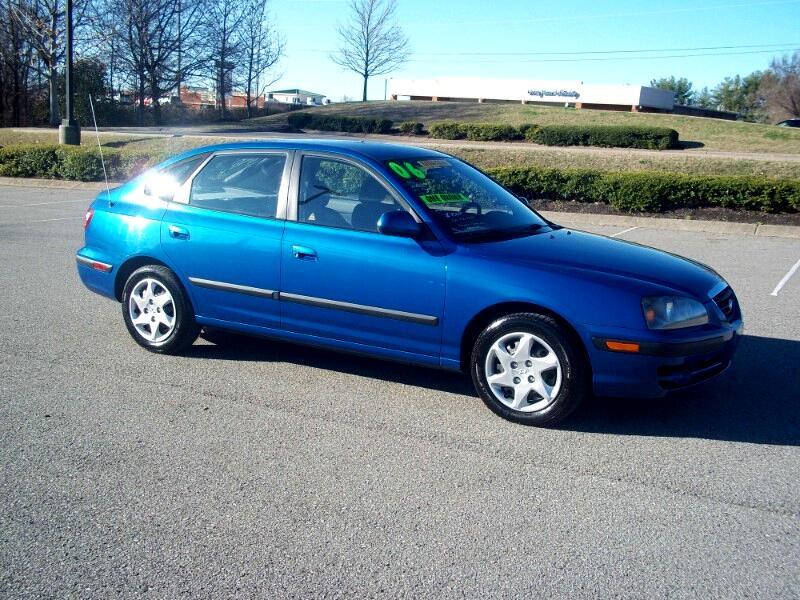 Hyundai Elantra GLS 5-Door 2006